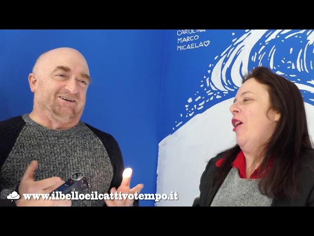 Una coppia quasi perfetta - Rocco Ciarmoli e Laura De Marchi