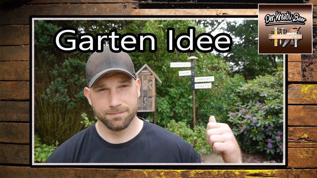 Baue Dir Einen Garten Wegweiser Richtig Einfach Youtube