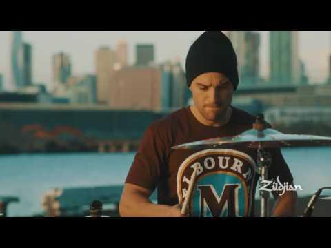 Dan Kerby drummer for Bliss N Eso plays Sea Is Rising