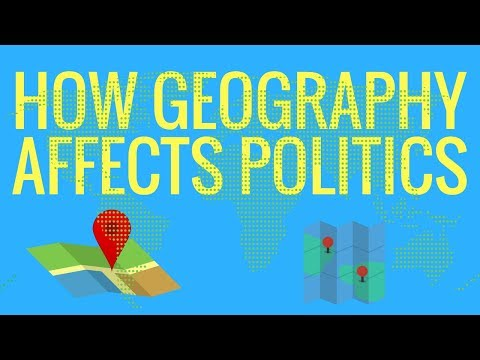 How Geography Affects Politics