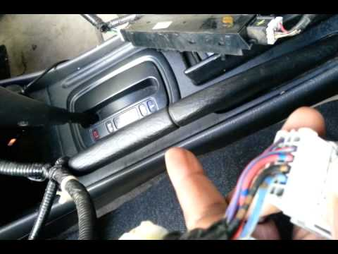 05 Chevy Suburban Fuse Box How To Install After Market Seats Power Seat Youtube