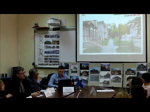 Эксперт Томска поделились с нижегородцами опытом сохранения объектов деревянного зодчества