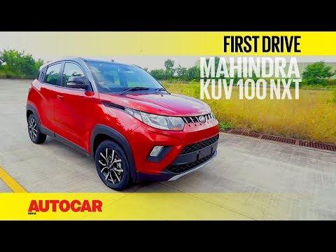 Mahindra KUV 100 NXT | First Drive | Autocar India