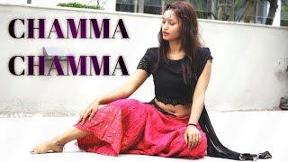 Chamma Chamma - Fraud Saiyaan | Neha Kakkar | Ikka | Bollywood Dance | Nrutyakala Swapna