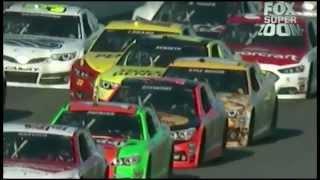Top 10 NASCAR crashes of 2014