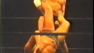 【プロレス】1971 03 カール・ゴッチ vs ビル・ロビンソン 第3回IWAワールドシリーズ公式戦(実況音声無し、ダイジェスト) thumbnail