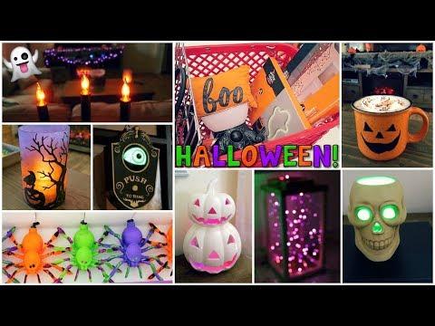 Decorating For Halloween 👻 Halloween Decor + Halloween Shopping & Haul