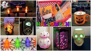 Hi guys, today we are decorating our house for Halloween as well as...