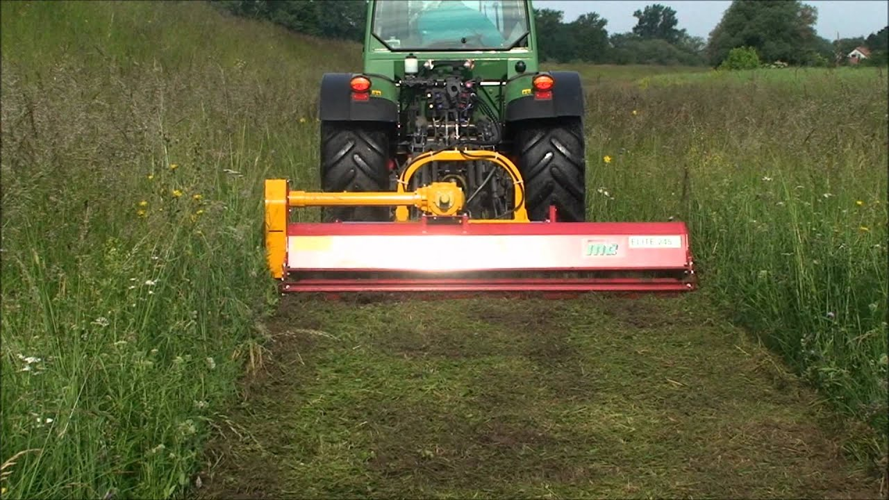Flail mower INO Brežice ELITE