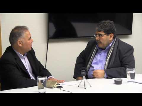 interview Bahram Rahmani with Salih Muslim
