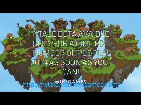 16 MB] How to play HYTALE EARLY! HYTALE BETA DOWNLOAD [NOT
