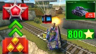 Tanki Online - Tandem Road To Legend #10 - Tornado Kit!
