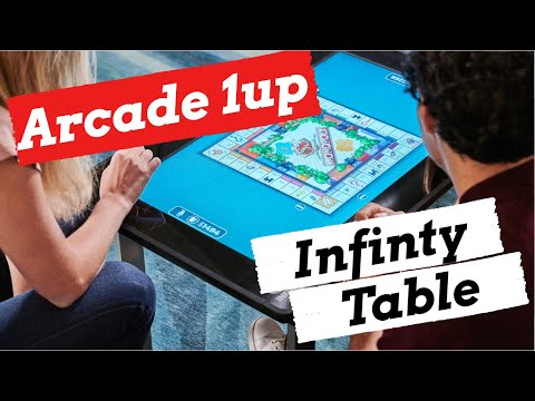 Arcade1up Infinity Table | The Good, the Bad, and the Ugly from Basic Reviews by David