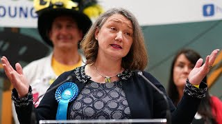video: Local elections 2021: Tories' new Hartlepool MP says Labour has taken town 'for granted' after party suffers huge defeat - latest news