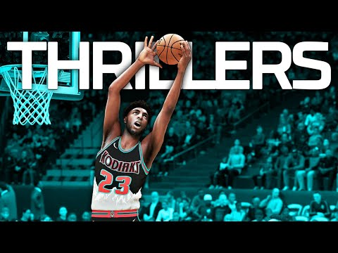 LATE GAME THRILLERS! // NBA 2K21 MyLeague Expansion #4