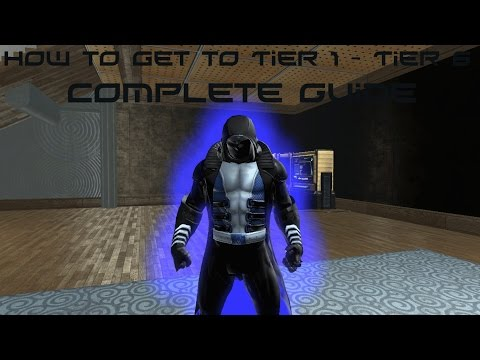 DCUO:Tier 1- Tier 6 Complete Guide