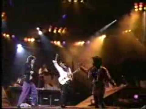 Jimmy Rip & Mick Jagger Gimmie Shelter Taken From The DVD Deep Down Under.flv