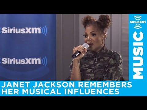 Janet Jackson on her musical influences