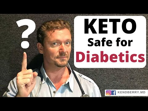 Is the Ketogenic Diet SAFE for Diabetics? (Diabetics Must Watch)