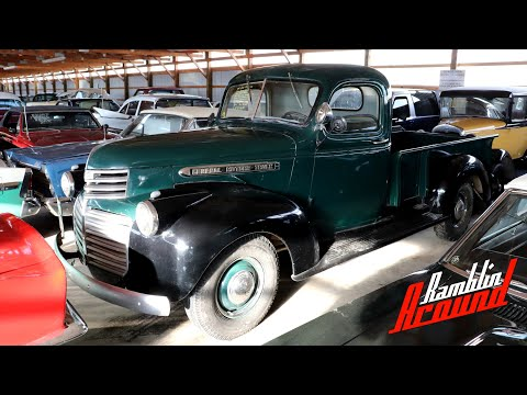 1947 GMC Pickup From Country Classic Cars
