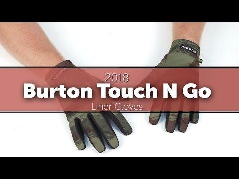 Burton Guanti Touch N Go Liner