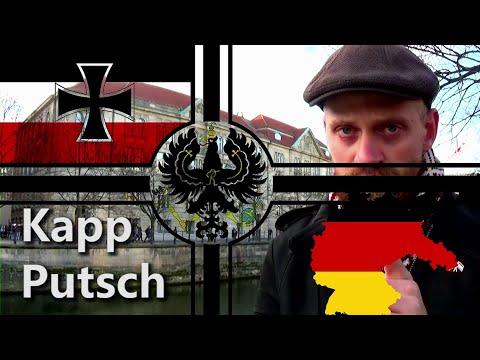 [Germany] The Kapp Putsch - 1920