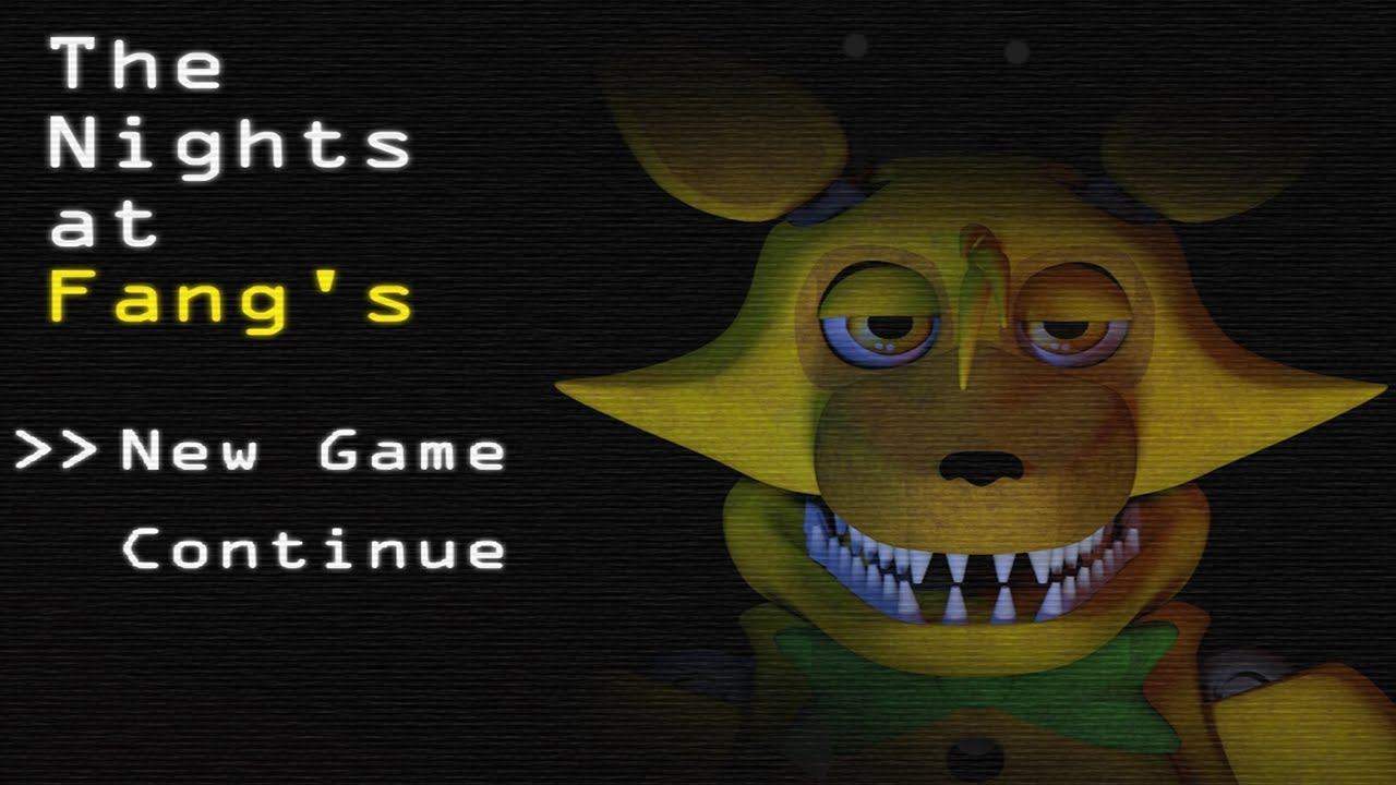 Five Nights at Freddy's (FNAF) Live Stream Fan Made Games!