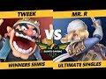 SGL 2019 SSBU - TSM   Tweek (Wario) Vs. BC   Mr.R (Sheik) Smash Ultimate Tournament Winners Semis
