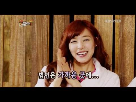 Jessica saying sorry for not attending Tiffany's FAME musical