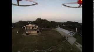 DJI Phantom, It takes a good women to catch my copter for me