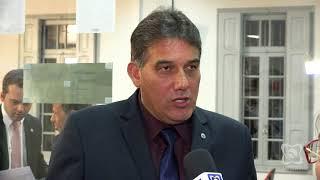 Direto da sessão - Zé Fernandes pede nova praça e outras benfeitorias