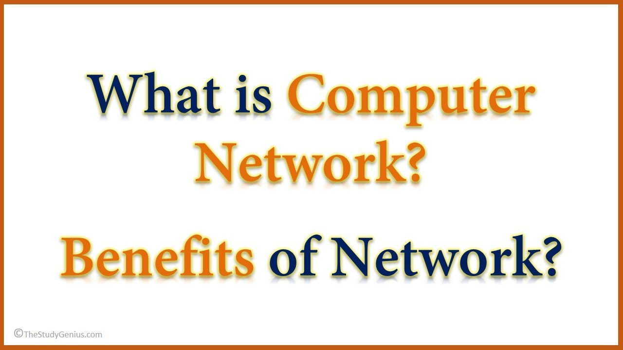 What is Computer Network ? (in Hindi)