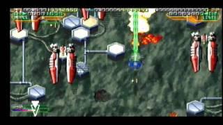 Mars Matrix Gameplay (Dreamcast) (HD)