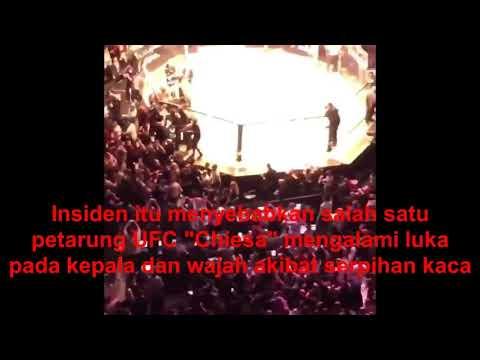 DETIK-DETIK  Khabib Nurmagomedov mengamuk MEMBELA AGAMA ISLAM