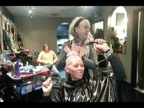 Hairy-O-Kee At Curl Up N Dye Hair Salon In Las Vegas