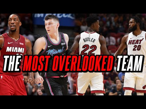 Why The NBA Should NOT OVERLOOK The Miami Heat