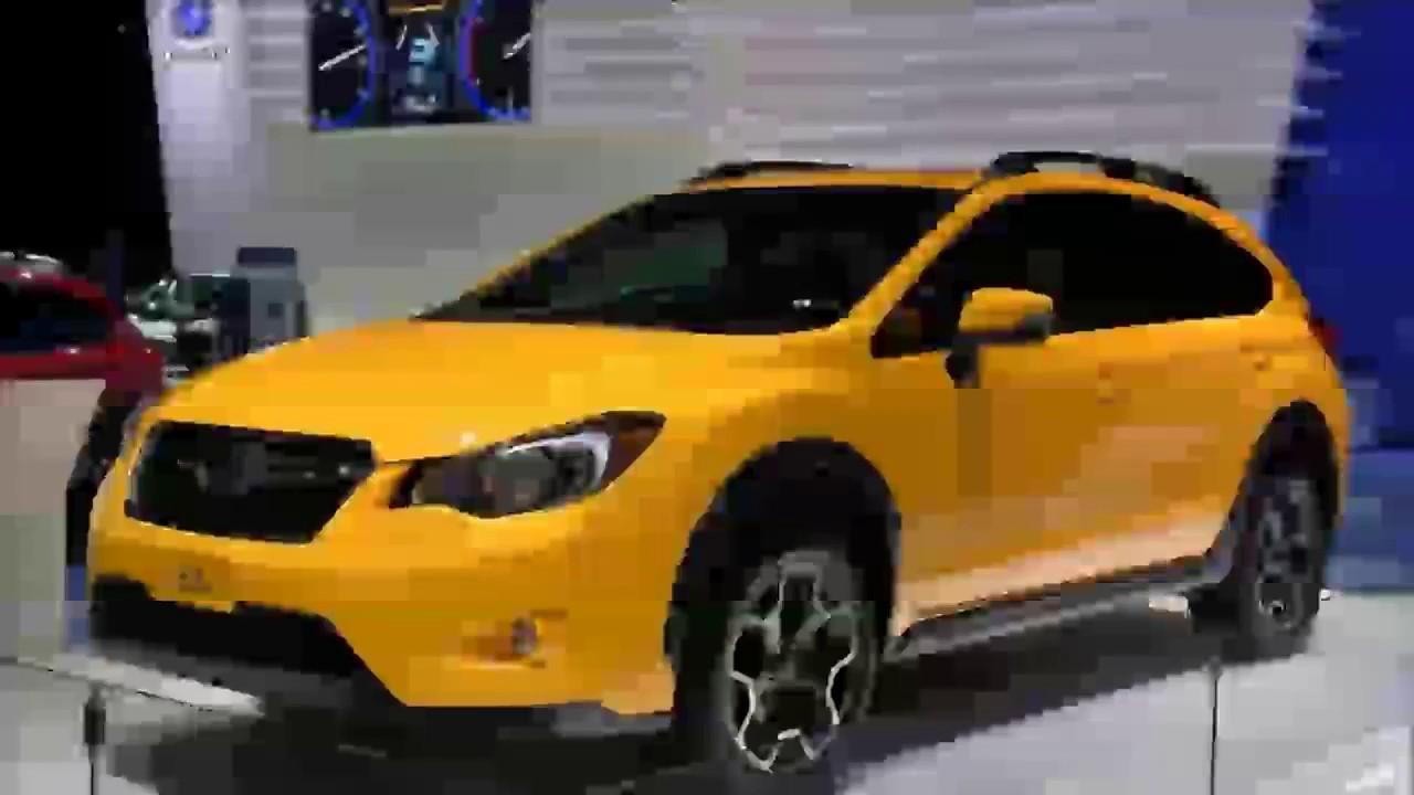 2018 Subaru Crosstrek Release Date Usa