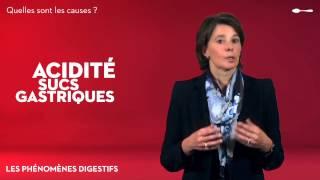 Le système digestif - Les maux d'estomac