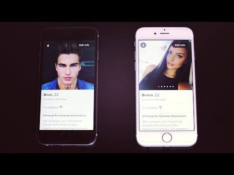 TINDER EXPERIMENT: MEN VS WOMEN
