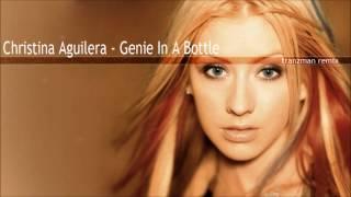 Christina Aguilera - Genie In A Bottle (tranzman remix 2012)