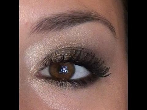 Smokey Eye Rapide Et Facile 5 Minutes Maquillage De Soir E Youtube