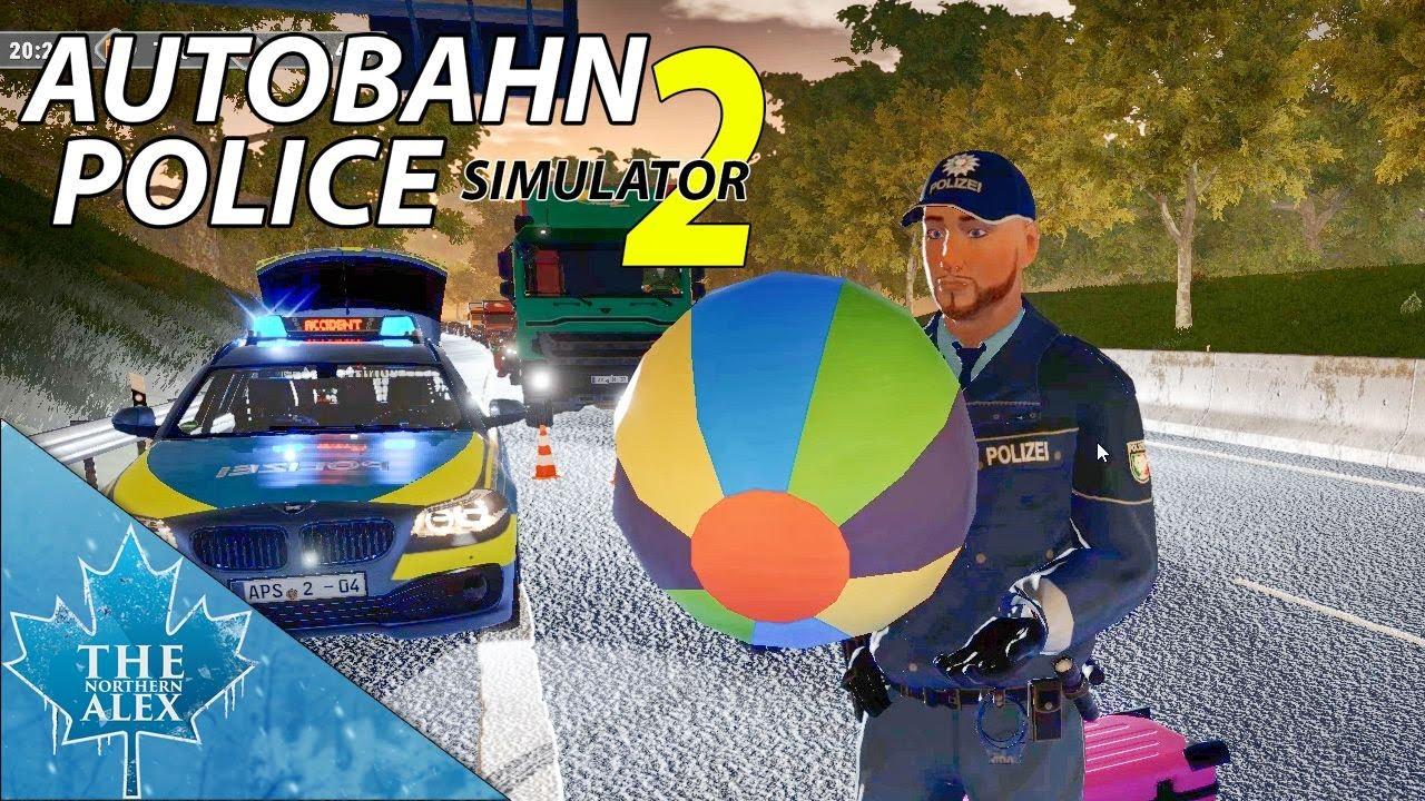 Autobahn Police Simulator 2 Working For The Van English