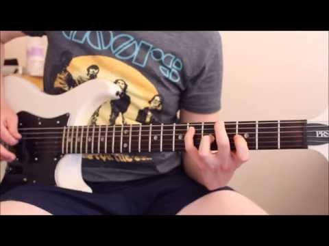 Jubilee Street (Nick Cave & The Bad Seeds) Guitar Tutorial