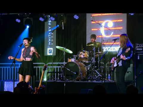 KNPB CARGO LIVE! at Whitney Peak Hotel: Jessica Hernandez & The Deltas