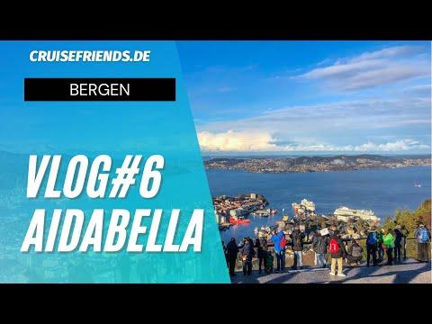 AIDAbella 26.10.2018 Reisetagebuch