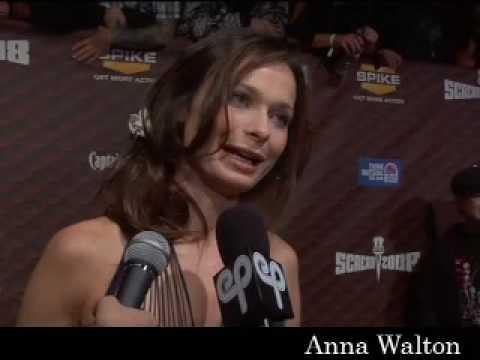 Doug Jones & Anna Walton Spike TV Scream Awards