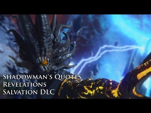 """Revelations - Shadowman's quotes / sound files (Black Ops III """"Salvation"""" DLC)"""