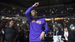 See Kobe Bryant's 2016 farewell at Sleep Train Arena