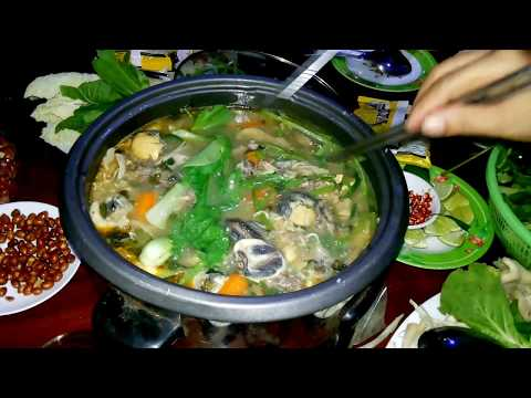 Village food factory - Family food - Home mode food and eating food - Asian food video # 431