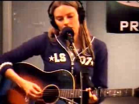 Aimee Mann live on KCRW
